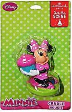 Hallmark Disney Minnie Mouse Birthday 3D Candle