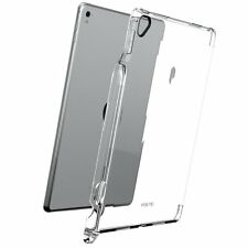 Poetic Clarity Series Stylish Thin TPU+Pencil Holder Case for iPad Pro 9.7 /12.9