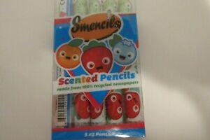 smencils scented pencils
