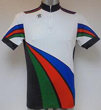 """Au Tour de France Cycle Cycling Shirt Jersey Size 4 : Chest 40"""""""