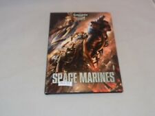 Warhammer 40k Space Marines 6th Edition Codex Hardback out of print (ALS 52)
