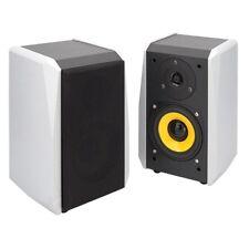 Dynavox TG-1000M Aktivboxen, Paar, Silber, 2 x 30 Watt RMS, Aktiv Lautsprecher