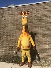 Toys-R-Us Adult Geoffrey Giraffe Costume