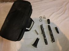 VINTAGE CLARINET AMERICAN THE PEDLER CO ELKHART INC WIND INSTRUMENT TO RESTORE
