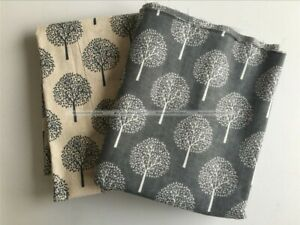 Tree Jute Burlap Hessian Fabric Sewing Quilting Bag Cloth Upholstery Craft S8