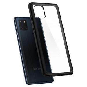 Case SPIGEN SGP Ultra hybrid for Samsung Galaxy NOTE 10 LITE 2020 - MATTE Black