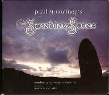 Paul McCartney cd album + booklet- Standing Stone, excellent