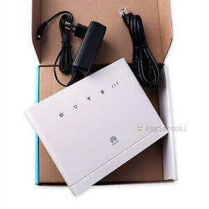 HUAWEI B315s-608 CPE150Mbps 4G LTE FDD Wireless Gateway Wifi Router With Antenna