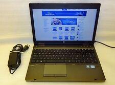 HP EliteBook 6570b Laptop Core i5 2.60Ghz 8GB 320GB DVDRW Windows 10 64 bit