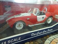 Kyosho Shelby Cobra 427/SC Children's foundation 1/18 08042F