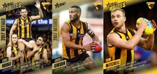 2017 AFL SELECT HILITE HILITES 3 CARD HAWTHORN TEAM SET MITCHELL HODGE GIBSON