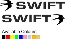 SWIFT Caravan Motorhome | Large | Sticker-Decal-Graphic | FREE POSTAGE | (BB064)