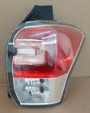 2017 2018 Subaru Forester Tail Light Right Passenger Side Lamp OEM