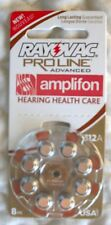 Rayovac Proline Advanced 312A Hearing Aid Batteries -  Use by December 2019