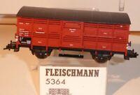 Fleischmann 5364 Vieh-Verschlagwagen Altona der DRG Epoche 2 neuwertig in OVP