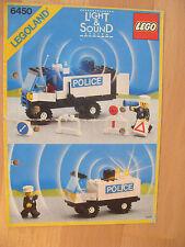 ~ LEGO City 6450 ~ Polizeiwagen ~ Bauanleitung ~