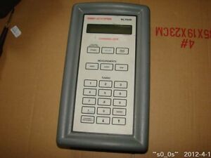 Sencore Channelizer Cable VHF UHF TV Signal Meter SL753D Tester 5 to 863 Mhz