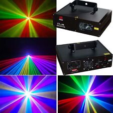 600mW RGB Full Color DMX Laser Light Disco DJ  Stage Party Lighting