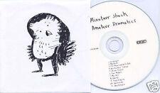 MINOTAUR SHOCK Amateur Dramatics UK promo test press CD 4AD