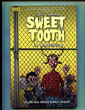 SWEET TOOTH VOLUME 2: IN CAPTIVITY! TPB (8.0) 1st PRINT