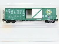 N Scale MTL Micro-Trains 25590 ADN Ashley Drew Northern 50' Box Car #9755 RTR