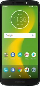 Cricket Wireless Motorola Moto G6 Forge 16GB - Prepaid Smartphone | Brand New