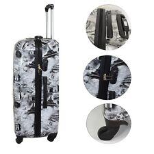 leichte koffer aus kunststoff mit 4 rollen g nstig kaufen. Black Bedroom Furniture Sets. Home Design Ideas