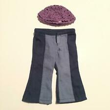 American Girl Doll  Julie Meet Jeans and Hat Historical (A33-19)