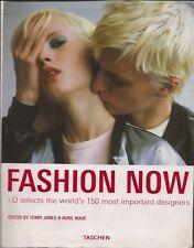 Fashion Now! 1 & 2 - Taschen AS NEW