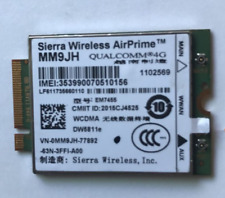 dell MM9JH DW5811E Sierra Wireless Airprime EM7455 Qualcomm 4G WWAN NGFF card