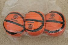 "Jagermeister Basketball Squishibly Soft  4"" diameter Set of 3 NEW IN PACKAGE"