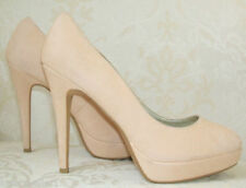 Atmosphere Patternless Court Heels for Women