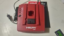 HILTI C 7/24 BATTERY CHARGER / BRAND NEW 115v-120v