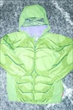 Boys Disney store packable hulk raincoat size 7/8