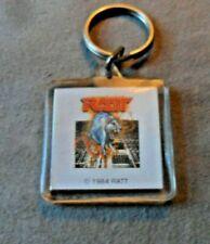 Key Chain /Vintage  RATT 1984  New NrMint