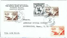 69181 - DOMINICANA - POSTAL HISTORY -   COVER  to USA  1957