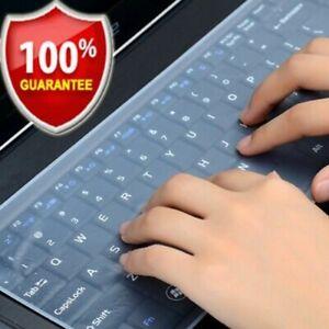 Laptop Schutzfolie Staub- Wasserdichte Folie Silikon Notebook Tastatur Abdeckung