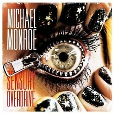 MICHAEL MONROE - Sensory Overdrive  [Ltd.Edit.] CD