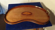 Mahogany Original Antique Wooden Trays