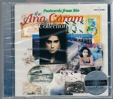THE ANA CARAM COLLECTION POSTCARDS FROM RIO CD SIGILLATO!!!