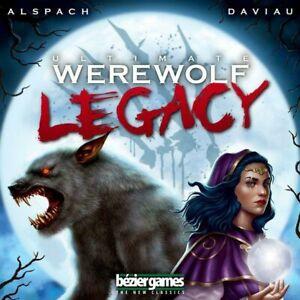 Ultimate Werewolf Legacy Board Game