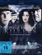 Lonely Hearts Killers - BluRay - mit John Travolta und Salma Hayek - *NEU*