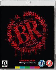 Battle Royale Director's Cut Blu-Ray New & Sealed Japanese film Arrow Video
