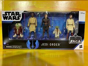 Star Wars - Celebrate the Saga - Jedi Order