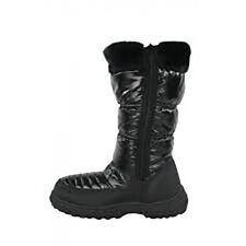 Calzado de mujer de nieve negros sin marca