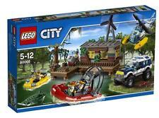 LEGO CITY IL NASCONDIGLIO DEI LADRI CROOKS' HIDEOUT RARO FUORI PROD.  ART 60068