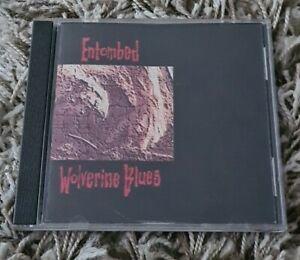 Entombed – Wolverine Blues - EX