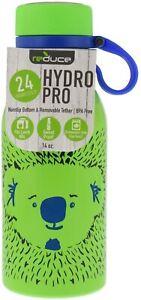 Reduce Stainless Steel Vacuum Insulated Hydro Green Bottle Kids Koala 14oz
