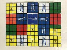 "Lot of 20 2 x 2"" Rubik's Cubes - City National Bank Promo"