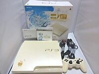 PlayStation3 PS3 Console Ninokuni Magical Edition CEJH10019 160GB Used